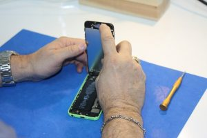 фото ремонт телефона в Одессе